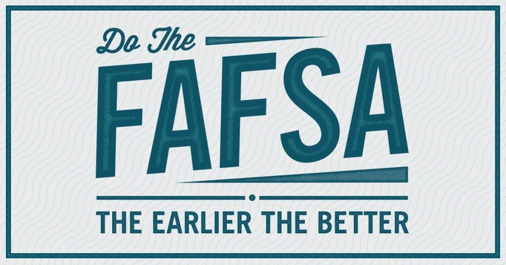 FAFSA Workshop