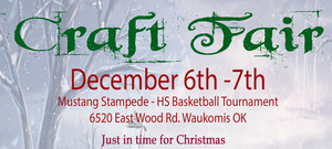 Craft Fair at the Mustang Stampede